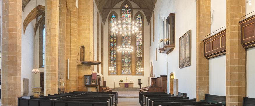 Augustinerkirche, Ev. Augustinerkloster zu Erfurt