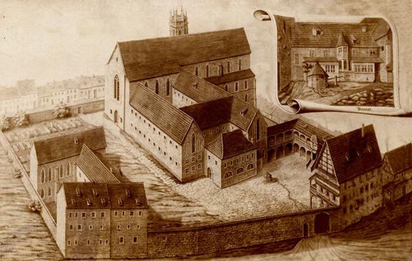 Ansicht um 1669