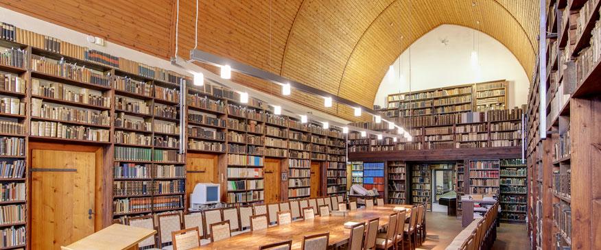 Historische Bibliothek, Ev. Augustinerkloster zu Erfurt