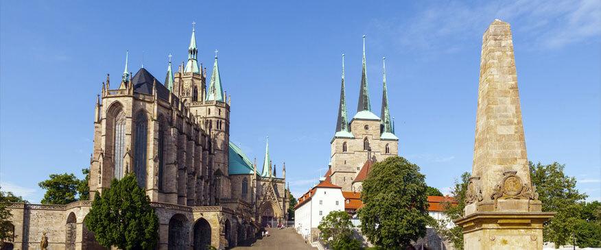 Dom St. Marien und Pfarrkirche St. Severi