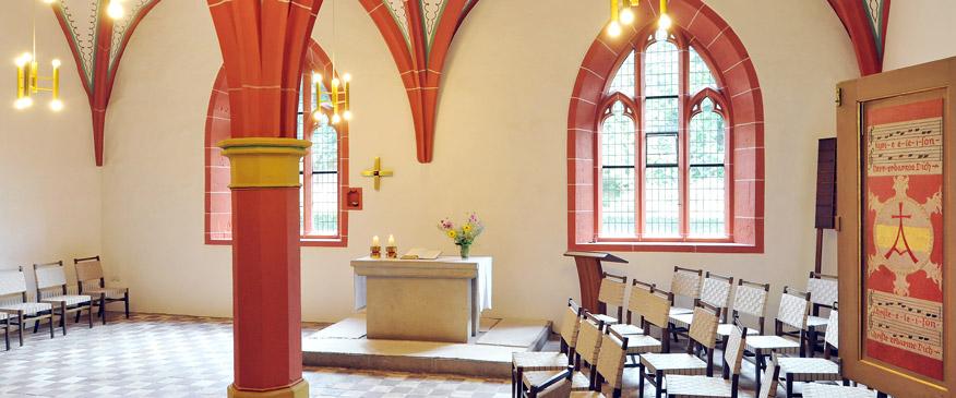 Kapitelsaal, Ev. Augustinerkloster zu Erfurt