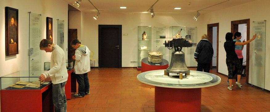 Dauerausstellung, Augustinerkloster Erfurt