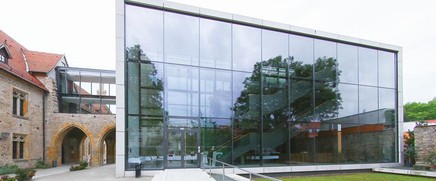 Ev. Augustinerkloster zu Erfurt / Haus der Versöhnung