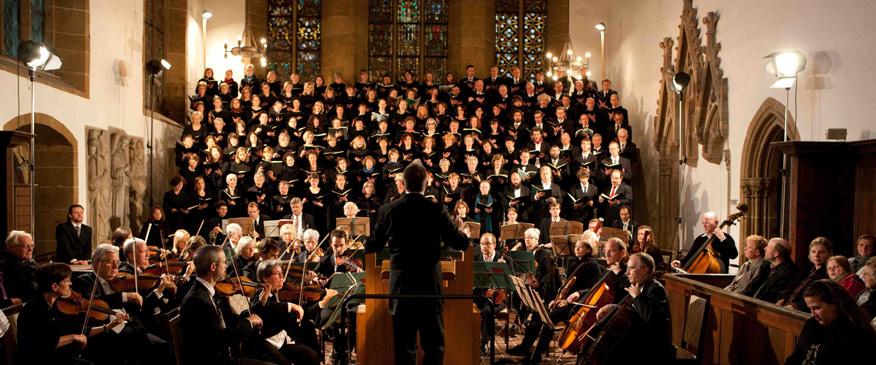 Konzert in der Augustinerkirche Erfurt